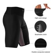 Men's Sweat Pants Neoprene Sports Fitness Running Sweat Pants Sweat Wicking Sauna Pants