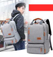 Laptop Female Student Schoolbag Men's Business And Leisure Travel Backpack