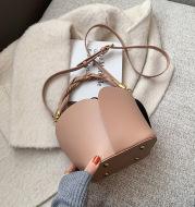 Fashion Women's Bag Messenger Bag Retro Single Shoulder Bucket Bag