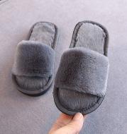 New Winter Children's Cotton Slippers, Home Indoor Slippers
