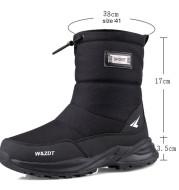 Outdoor Men's Waterproof And Ski Boots