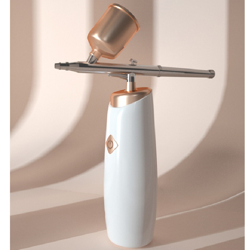 Portable High Pressure Water And Oxygen Facial Spray