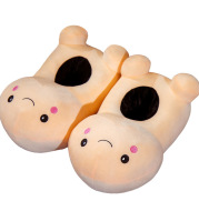 Spoof Cute Doll Toys Warm Plush Shoes