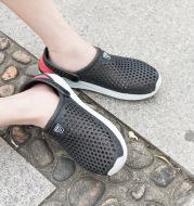 Casual Couple Sandals Garden Baotou Men's and Women's Shoes