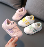 Baby Shoes Male Baby Shoes Female Baby Light Soft-Soled Toddler Shoes