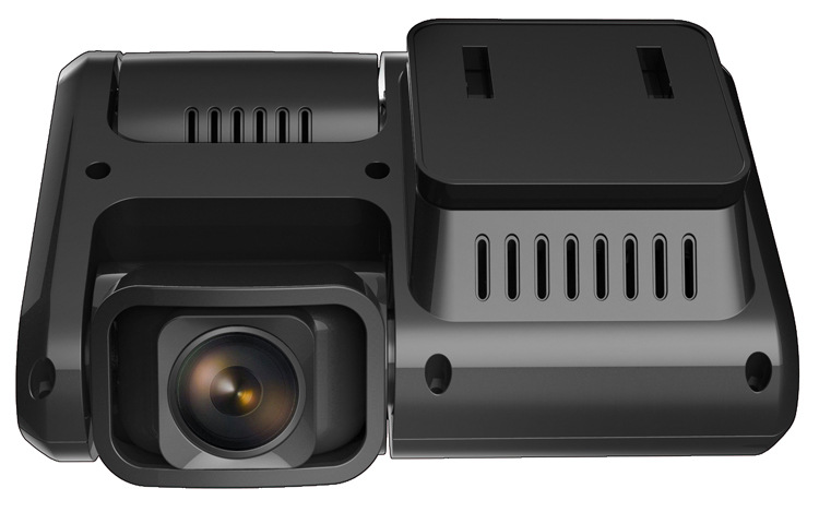 HD 2160P No Light Night Vision Driving Recorder Dual Lens With GPS