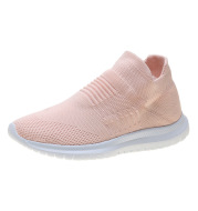 Flying Knit Elastic Socks Shoes Casual Sports Shoes