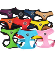 Breathable Mesh Traction Rope For Pet Chest Harness