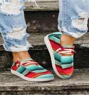 Women's Single Shoes 43 Canvas Casual Light Women's Shoes