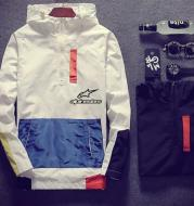 New Fashion Spring And Summer Mountain Star Jacket Men's