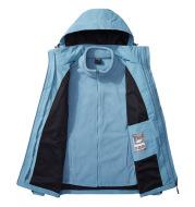 Winter Outdoor Storm Jacket 3 In 1 Removable Fleece Liner