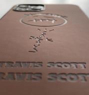 Travis Scott Street Fashion Brand IPhone 12 Pro Max Mini