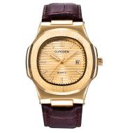 Watch Men's Belt Calendar Quartz Watch