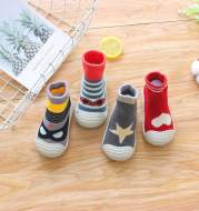 Children's Floor Socks Baby Toddler Socks Baby Footwear Thickened Non-Slip Soft Sole