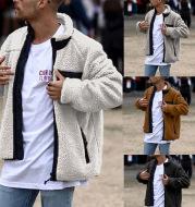 Loose And Fashionable Cashmere Cardigan Jacket