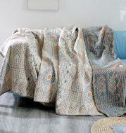 Four-layer Gauze Towel and Sofa Cushion all Inclusive