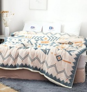 Breathable Towel Quilt With Thickened Six-Layer Cotton Gauze