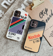 English Label Mobile Phone Case For IPhone Soft Case