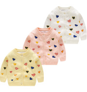 Double Jacquard Clothes For Infants And Toddlers