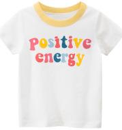 Short Sleeve T Shirt Cartoon Baby Clothes