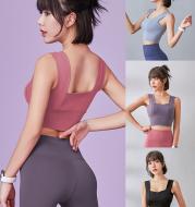 Sports Underwear Women's Shockproof Anti-Sagging Running Vest