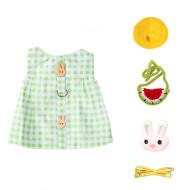 Bunny Dress Summer Pet Princess Dress