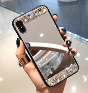 Mirror Silver Soft Shell Protective Case