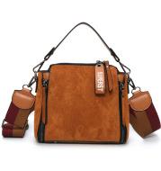 Korean Version Versatile Portable Harbour Wind Frosted One Shoulder Messenger Bag