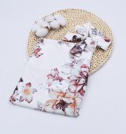 European and American Hairband Wraps Newborn Elastic Wrap