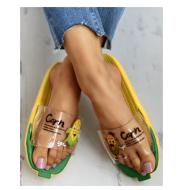 Home Home Non-slip Bath Cute Ladies Bathroom Fruit Sandals