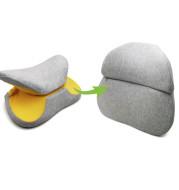 Sofa Pillow Lumbar Pad Memory Foam for Car Student Lying Pillow