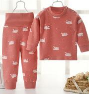 Set Cotton Baby Autumn Clothes Long Trousers