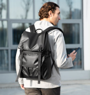 Fashion Men's Casual Large Capacity Backpack