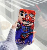 Cartoon Mario Shatterproof Phone Case