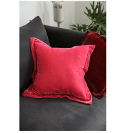 Vintage And Gorgeous Style High Gloss Velvet Pillow