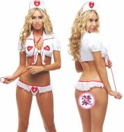 Sexy Uniform Temptation Sexy Pretty Nurse Performance Costume