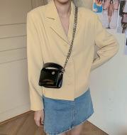 Fashion Small Bag Pu Casual All-Match Single Shoulder Messenger Female Bag