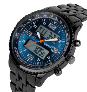 Light Energy Meter Multifunctional Male Student Sports Electronic Watch