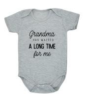 Baby Alphabet Pattern Short-Sleeved Fart Shirt