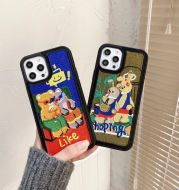 Embroidery Cartoon Mobile Phone Case