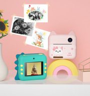 Children's Camera  Digital Camera Toy Photo Printable Set