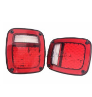 Suitable For Wrangler Modified Rear Lights