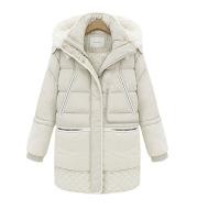 Winter Ladies jacket Korean Chic Lamb Wool Coat