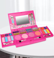 Children's Cosmetics Toy Set Baby Simulation Play House Girl Princess Makeup Box