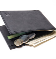 Men's Wallet Short Paragraph Coin Purse Wallet