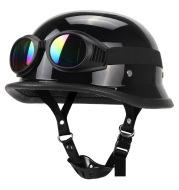 Motorcycle Helmet Vintage Harley Summer Half Helmet