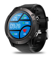 VIBE3 PRO Android Ios Heart Rate Monitoring Full Circle Smart Watch
