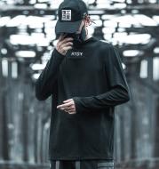 National Tide Functional Wind Sweater Men's Trendy Brand Loose Hip-hop