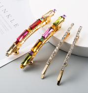 European And American Style Alloy Diamond Fashion Hairpin Set