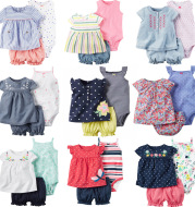 Baby Clothes Summer Sleeveless Bag Fart Clothes Girl Baby Romper Romper